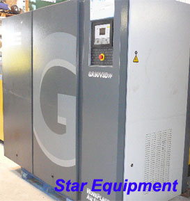 STAR Equipment - Refurbished ZT ZR GA MD equipment