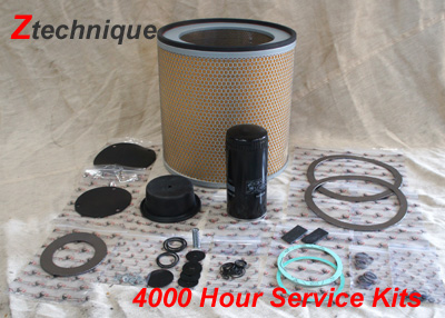 Part Number 2906008400 4,000 Hour Service Kit - Ztechnique ZR4