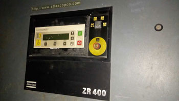Atlas Copco ZR400 used compressor